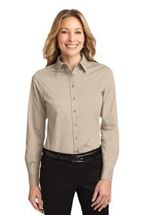 Picture of Ladies' Long Sleeve Easy Care Shirt. L608