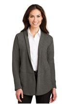 Picture of Port Authority® Ladies Interlock Cardigan. L807