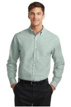 Picture of Port Authority® SuperPro™ Oxford Shirt. S658.