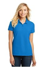 Picture of Port Authority® Ladies Core Classic Pique Polo. L100.