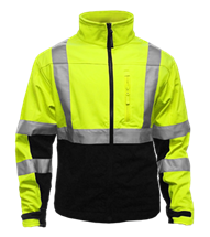 Picture of VEA-451 ANSI 3 Athletic Jacket