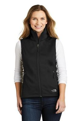 Picture of The North Face® Ladies Ridgeline Soft Shell Vest. NF0A3LH1