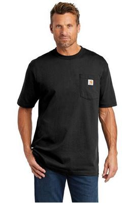 Picture of Carhartt ® Workwear Pocket Short Sleeve T-Shirt. CTK87