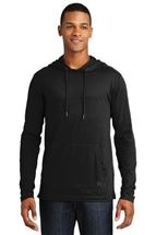 Picture of New Era® Tri-Blend Performance Pullover Hoodie Tee. NEA131